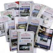 A LARGE COLLECTION OF AUTOMOBILE RELATED MAGAZINES to include Rolls Royce Enthusiasts Club