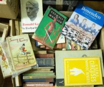 BOOKS Approximately 130 titles - general literature including some children's and poetry At present,