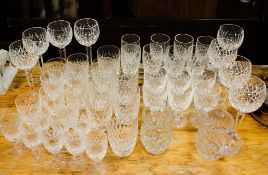 A SUITE OF WATERFORD GLASS Condition: in good condition