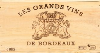 SIX BOTTLES OF CHATEAU HAUT POMMAREDE 2014 GRAVES OWC At present, there is no condition report