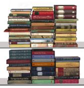 Large collection of Folio society books to include: Shakespeare's Sonnets, Yeats, Cold Comfort