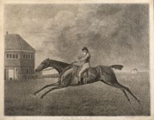 George Townly Stubbs (1756-1815), after George Stubbs, A.R.A. 'Baronet' engraving, republished by