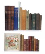 Collection of books including English Furniture of the 18th Century by Herbert Cescinsky (3 vols),