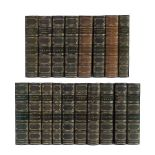 DICKENS, Charles, Works thereof including Pickwick Papers, American Notes, Reprinted Pieces 22