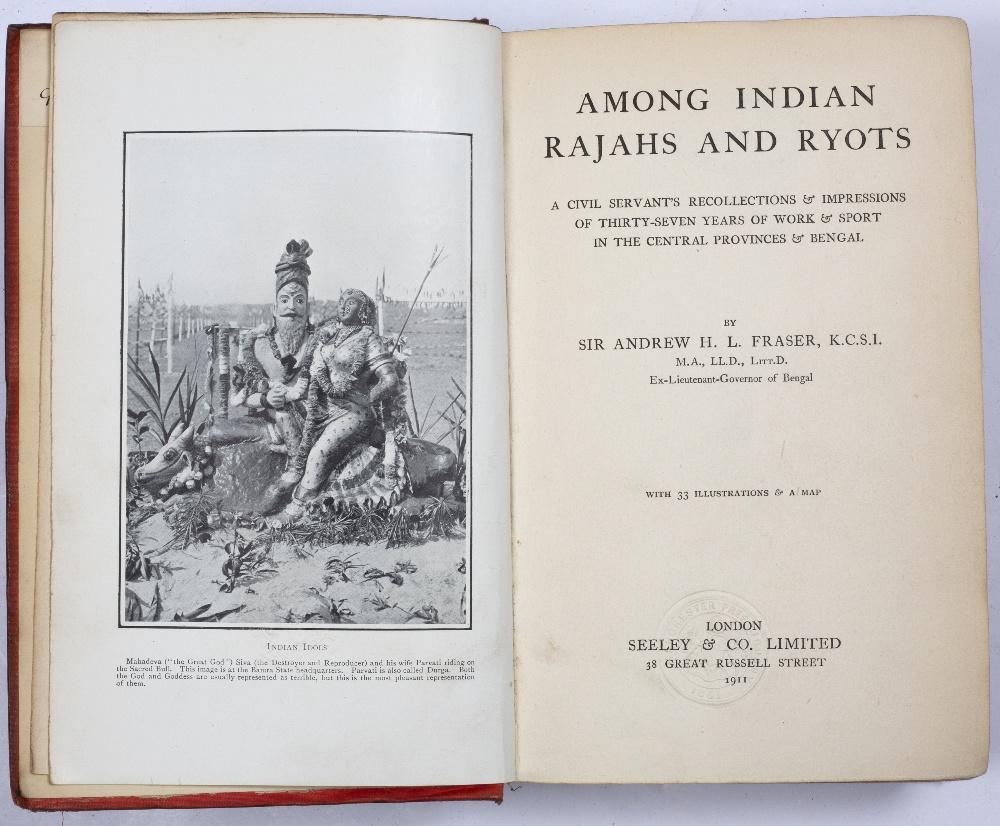 PERCIVAL, William Spencer (1827-1888) 'Twenty Years in the Far East' Simpkin et al. London. n/d. - Image 3 of 3