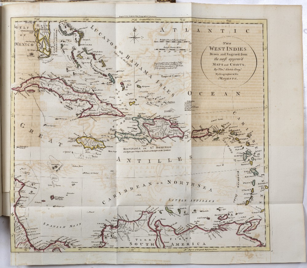 GUTHRIE, William, 'A New System of Modern Geography: or a Geographical, Historical and Commercial - Image 6 of 7