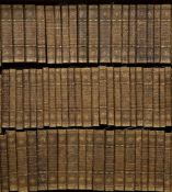 Stanhope Press, Charles Whittingham, London 1805/09 to include:- JOHNSON, Samuel, The Lives of