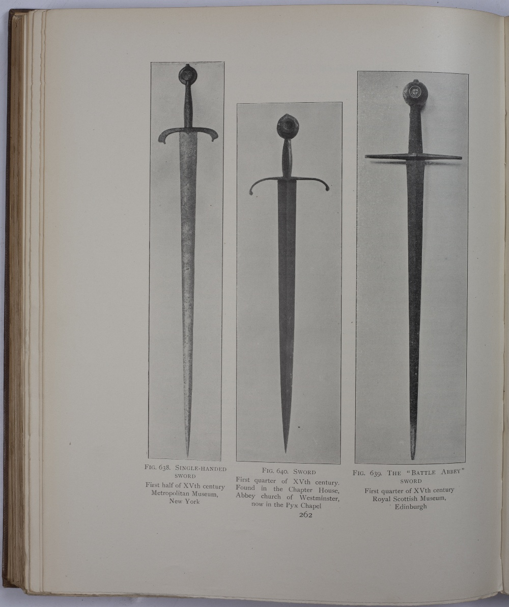 LAKING, Sir Guy Francis, A Record of European Armour and Arms through Seven Centuries. 5 vols. Lge - Image 4 of 4