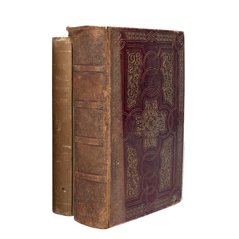 BEBINGTON, CHESHIRE INTEREST:- LEWIN, Walter, 'Clarke Aspinall, A Biography', Allen, London 1893.