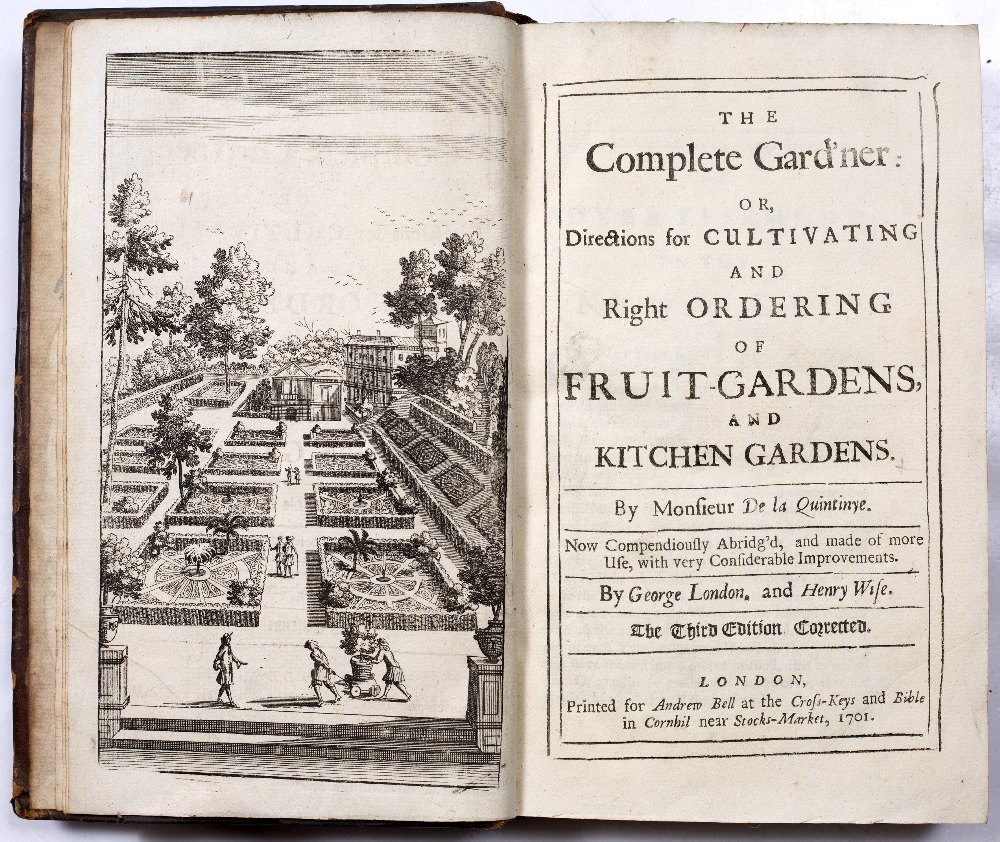 MARKHAM, Gervase, Country Contentments or, the Husbandmans Recreations... 9th Ed. Wilson, London - Image 4 of 5