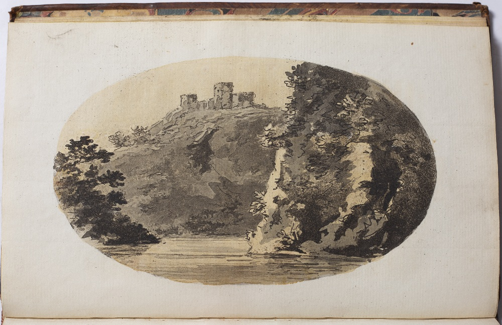 GILPIN, William (1724-1804), English Artist and Clergyman 'Observations on the River Wye and several - Image 3 of 5