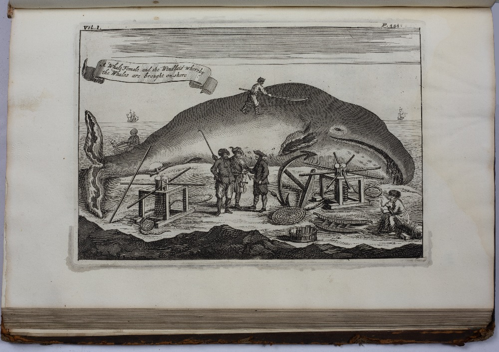 OSBORNE, Thomas, (Ed) 'A Collection of Voyages & Travels some now first printed from Original - Image 6 of 9