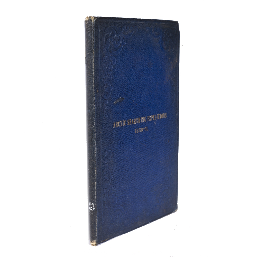 'Papers and Dispatches relating to the Arctic Searching Expeditions of 1850-51, together with a