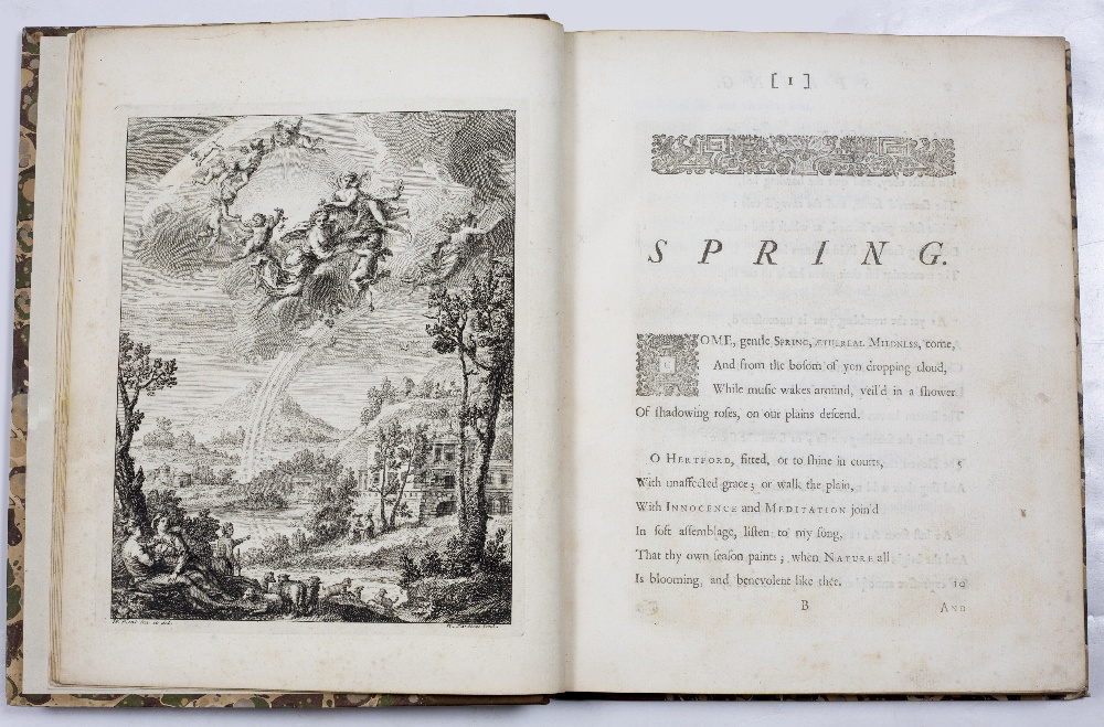 COWLEY, Abraham (1618-1667), English poet The Works thereof printed by J.M. for H Herringman, New - Image 4 of 4
