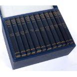 TENNYSON Alfred Lord (1809-1892), Poet Laureate, Poetical Works. 12 vols. Miniature format (126 x