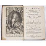 BUTLER, Samuel and GREY, Zachary, Ed. Hudibras in three parts. John Exshaw, Dublin 1757 with