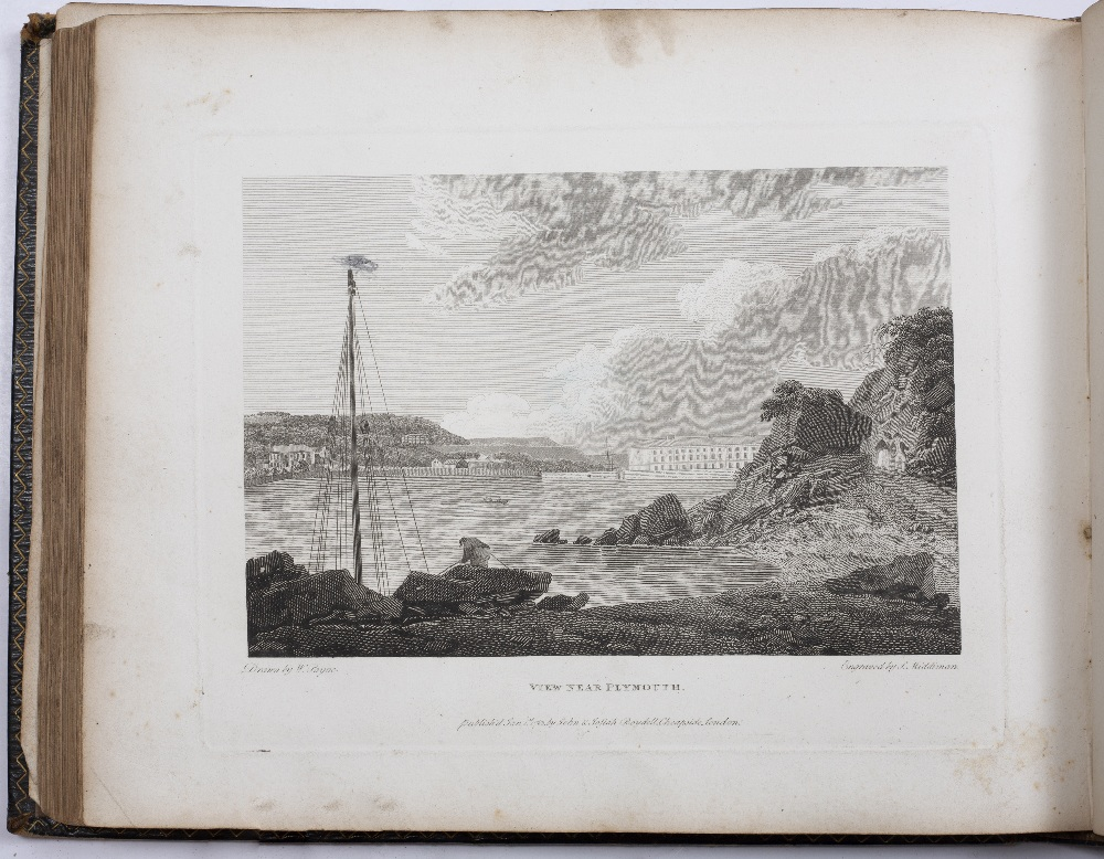 BOYDELL, John & Josiah, ( Publishers), 'Select Views in Great Britain engraved by S Middiman from - Image 5 of 7