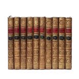 DODSLEY, J (Printer), 'A Collection of Poems in Six Volumes', London 1775. plus PEARCH, G. (