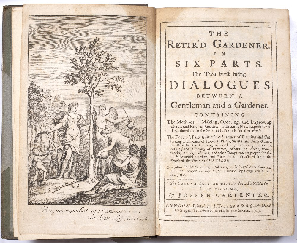 MARKHAM, Gervase, Country Contentments or, the Husbandmans Recreations... 9th Ed. Wilson, London - Image 5 of 5