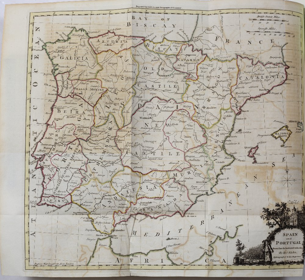 GUTHRIE, William, 'A New System of Modern Geography: or a Geographical, Historical and Commercial - Image 4 of 7