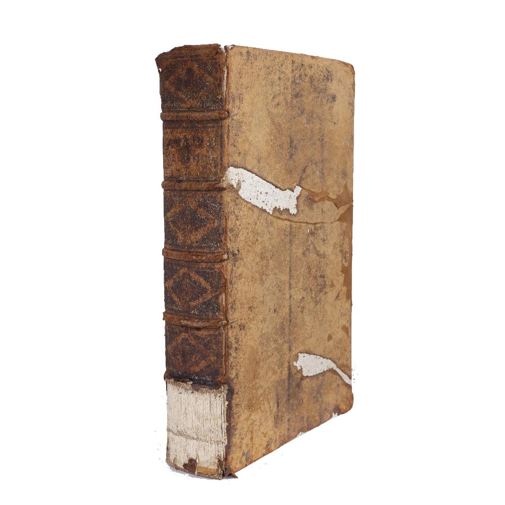 PLINY THE ELDER, Gaius Plinius Secundus, Historiae Mundi. Thirty seven books in one volume. 679pp. - Image 3 of 3