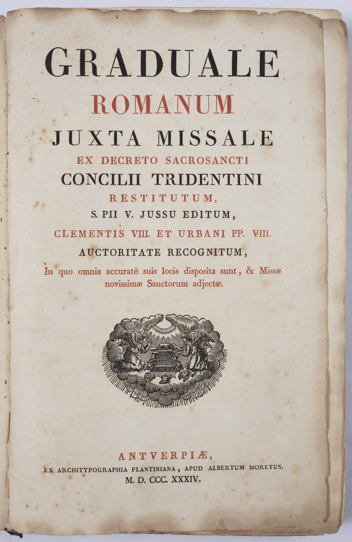 JOSEPHI-DOMINICI DE CHEYLUS. EPISCOPI BAJOCENSIS (Bishop of Bayeux, d.1797) 'Missale Bajocense, - Image 4 of 4