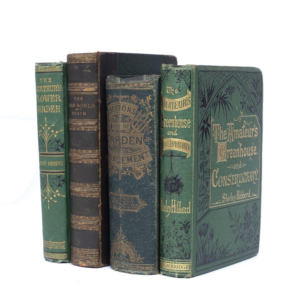 HEATH, Francis George, 'The Fern World'. Sampson et al, London 1879. 6th Ed. Numerous plates. 1/2 - Image 2 of 3