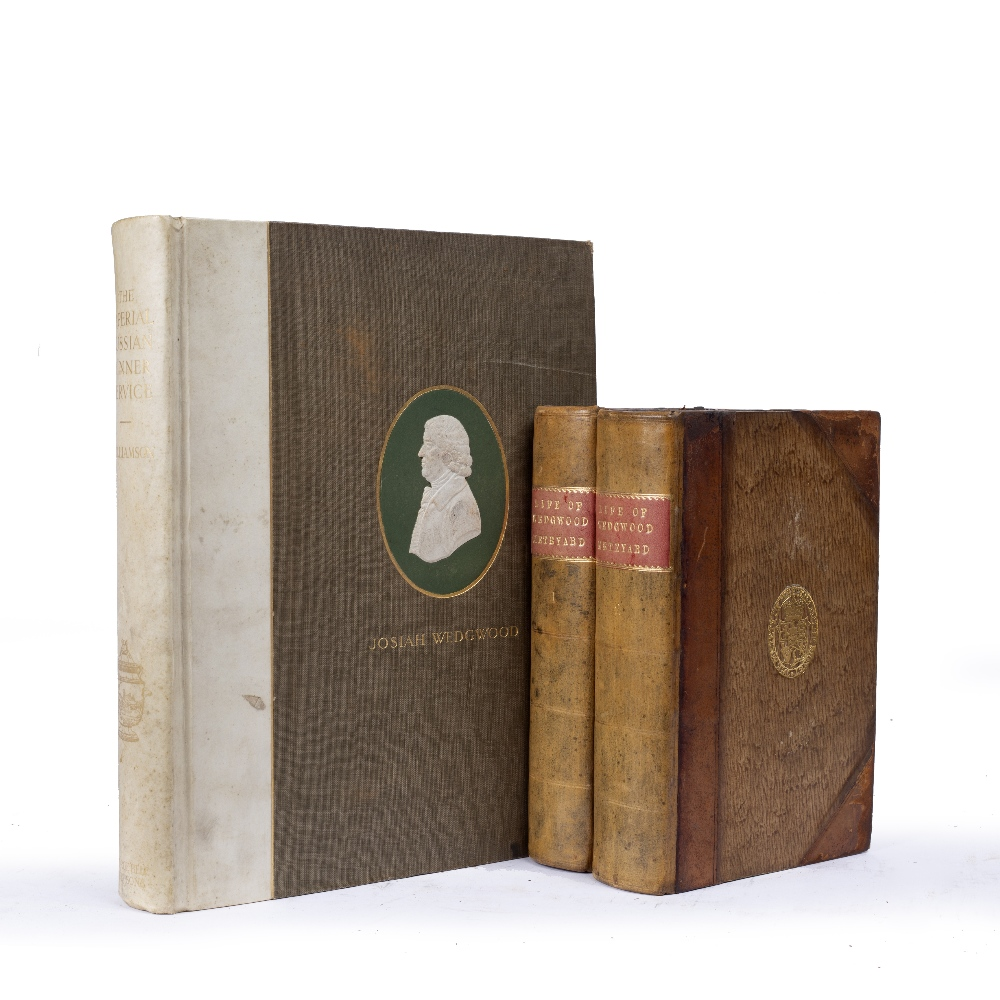 METEYARD, Eliza, 'The Life of Josiah Wedgwood from his Private Correspondence and Family Papers'.