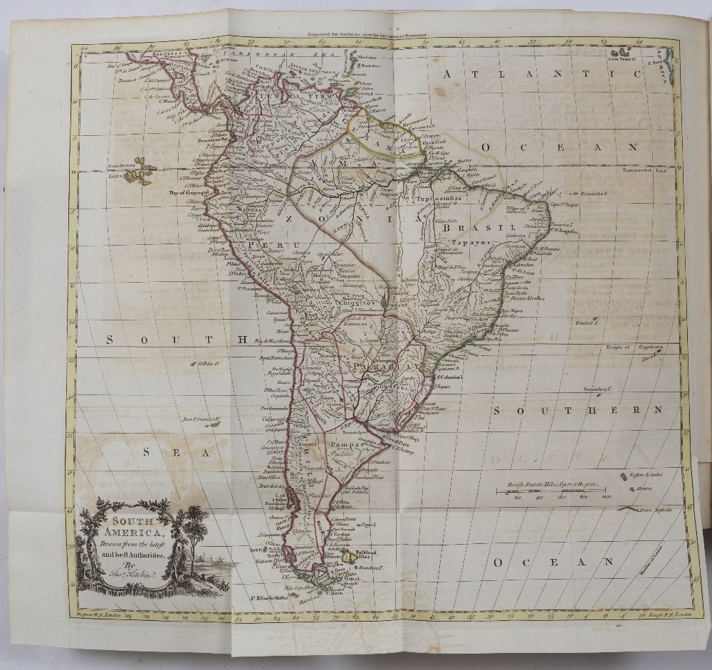 GUTHRIE, William, 'A New System of Modern Geography: or a Geographical, Historical and Commercial - Image 7 of 7