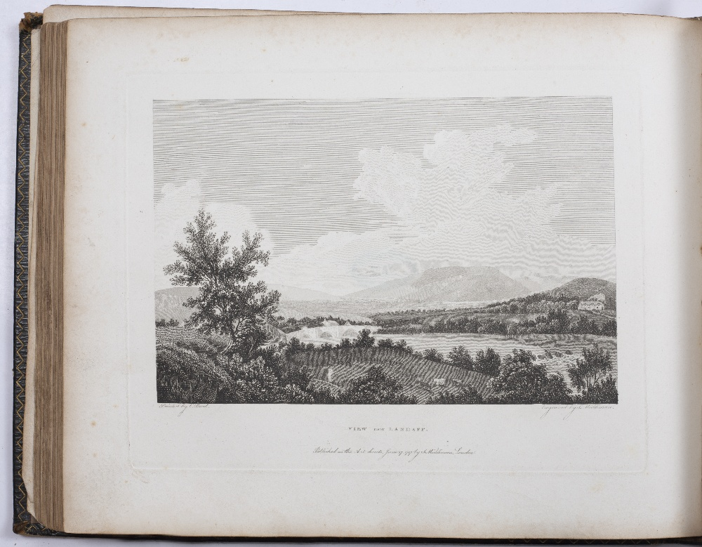 BOYDELL, John & Josiah, ( Publishers), 'Select Views in Great Britain engraved by S Middiman from - Image 4 of 7