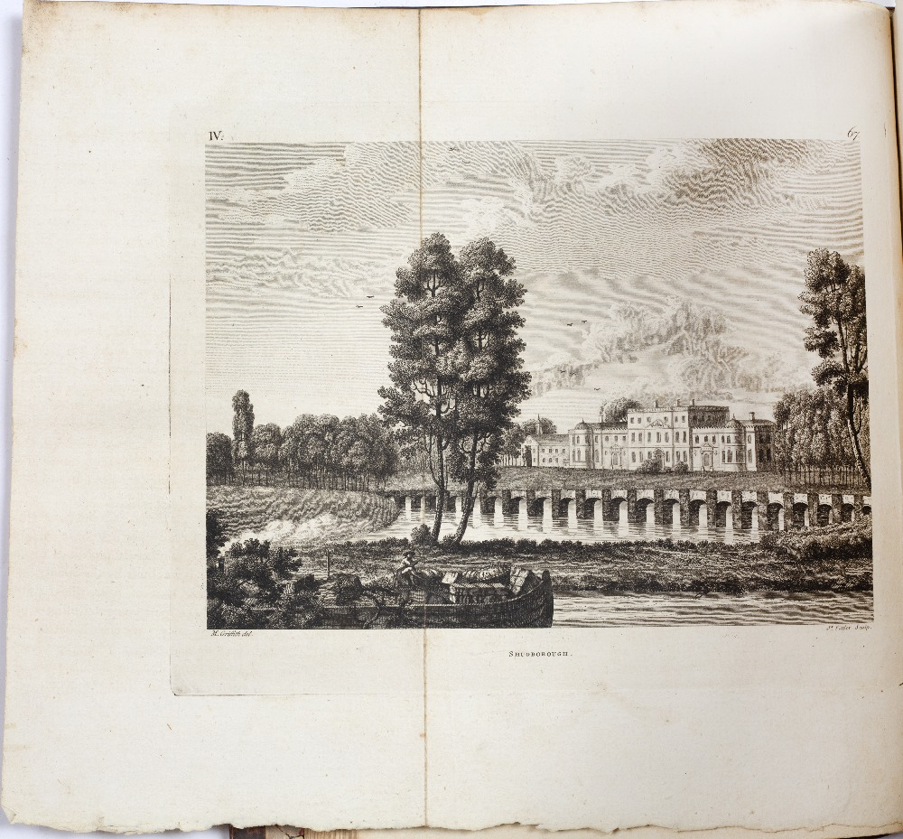 PENNANT, Thomas, 'The Journey From Chester to London'. B White, London 1782, vignette of East Gate - Image 4 of 4