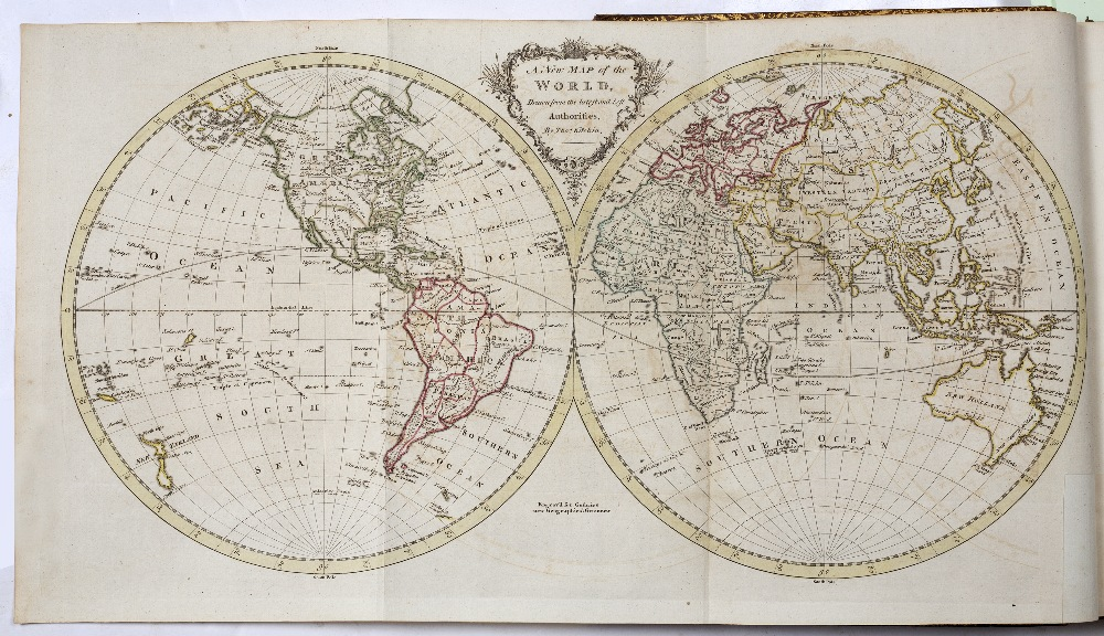 GUTHRIE, William, 'A New System of Modern Geography: or a Geographical, Historical and Commercial - Image 3 of 7