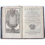 CARNOT, Lazare (1753-1823), French Mathematician 'Campagne des Français depuis le 8 Septembre 1793
