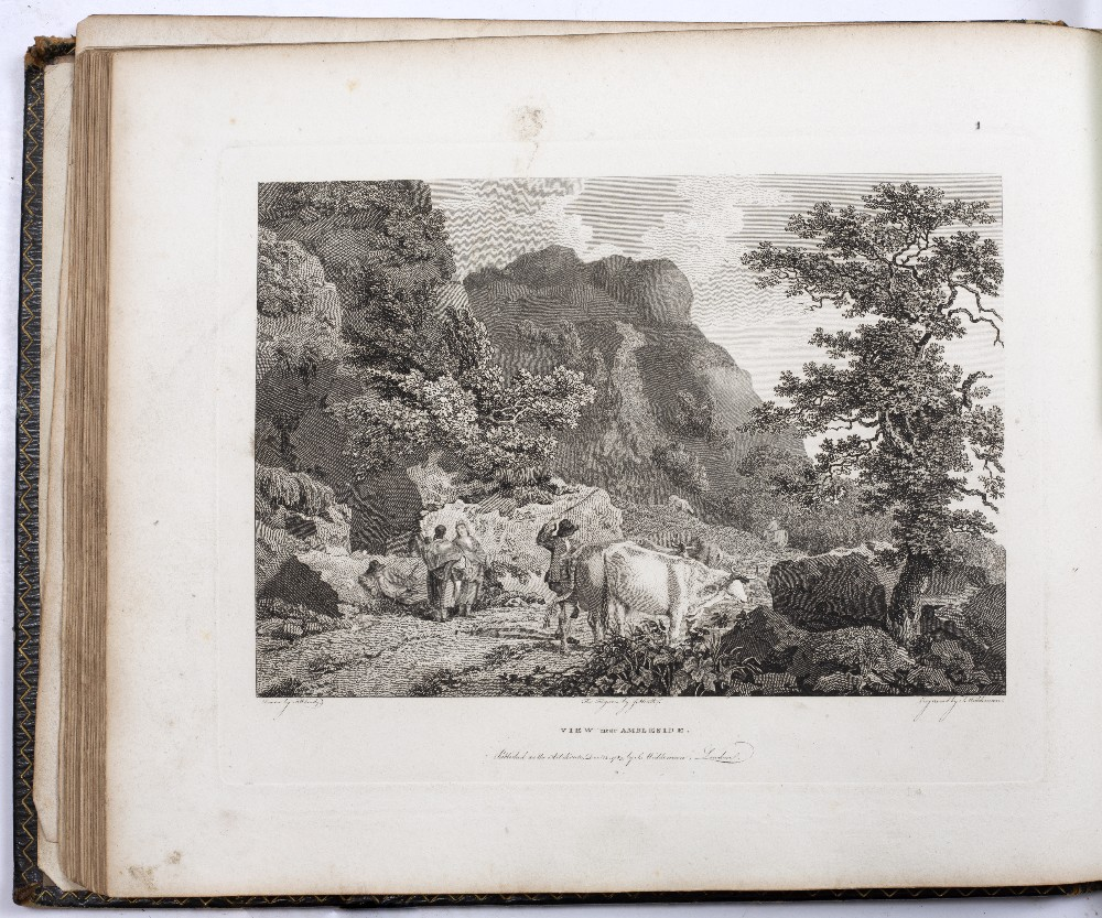 BOYDELL, John & Josiah, ( Publishers), 'Select Views in Great Britain engraved by S Middiman from - Image 3 of 7