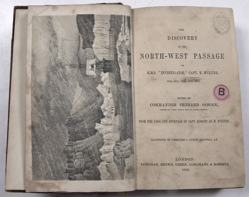 FISHER, Alexander, A Journal of a Voyage of Discovery to the Arctic Regions in His Majesty's Ships - Image 4 of 5