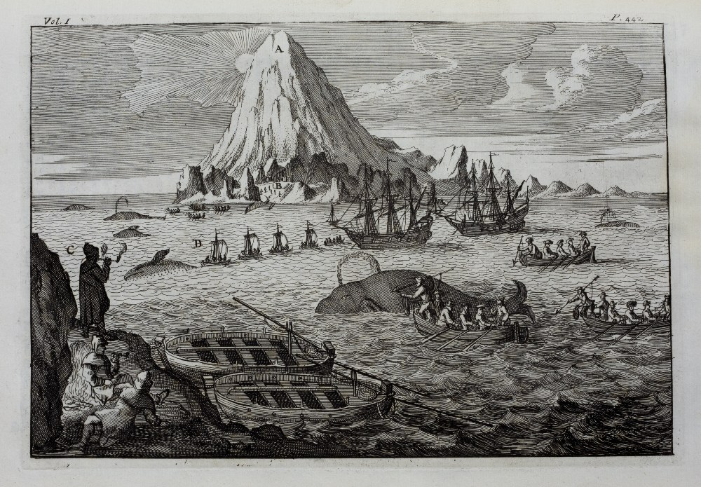 OSBORNE, Thomas, (Ed) 'A Collection of Voyages & Travels some now first printed from Original - Image 5 of 9