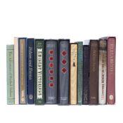 FOLIO SOCIETY:- Adventures of Sherlock Holmes 1958. In d/w. Plus 12 other Folio Society titles (13)