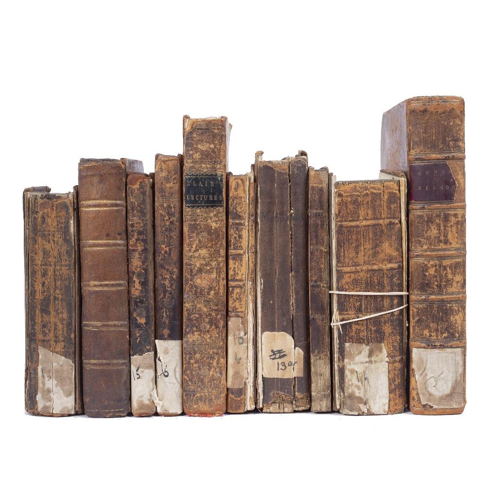 A GROUP OF TEN 18TH CENTURY 'RIVINGTON' PUBLICATIONS TO INCLUDE:- BUNYAN, John, 'The Pilgrim's