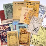A COLLECTION OF APPROXIMATELY 50 'MAGIC' PAMPHLETS, programmes, annuals etc