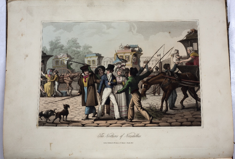 SAMS, William, (Publisher) 'A Tour Through Paris', illustrated with twenty one coloured plates. - Image 6 of 6