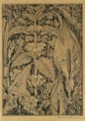 Robin Tanner (1904-1988) Hedge Flowers, 1936 signed and inscribed 'fec et imp.' in pencil (in the