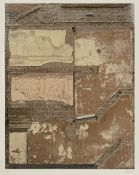 Gerd Winner (b.1936) Mince Wall, 1978 66/75, signed and numbered in pencil (in the margin)