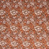 Jonelle Duracolour A large roll of William Morris Wey fabric screen printed cotton 780cm x 121cm;