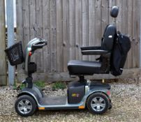 A Pride Colt Delux 2.0 mobility scooterCondition report: Minor marks due to use, not tested or