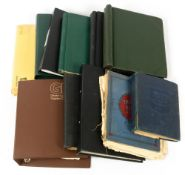 A collection of British and world Stamps and first-day covers, Victorian, Edwardian and later,
