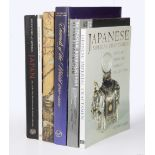 Collection of books in relation to the Khalili collection of Japanese Art comprising of Beyond