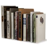 Collection of reference books on Japanese art and antiques to include Collection of Japanese Netsuke