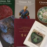 Collection of reference books on Chinese art to include An exhibition of important Chinese