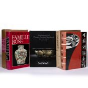 Books Williamson, George C, The Book of Famille Rose together with Sothebys, Masterpieces of Chinese