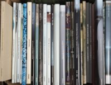 Collection of Eskenazi exhibition catalogues ranging from 1985 to 2016, twenty three in in total,